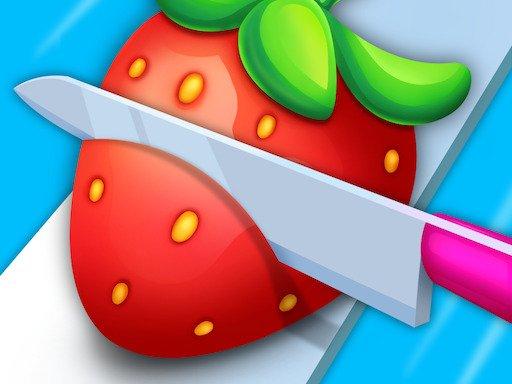 Perfect Food Slices  Cut the Food  Fruit Slash