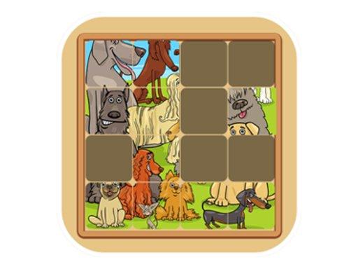 Picture Drag Puzzle