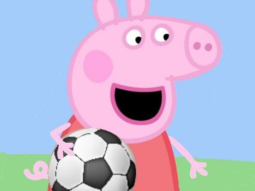 piga pig soccer shoot up