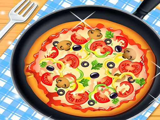 Pizza Maker  Cooking Game