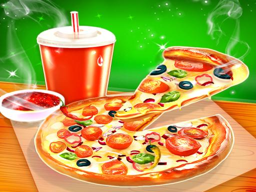 Pizza Maker  Kids Cooking Game