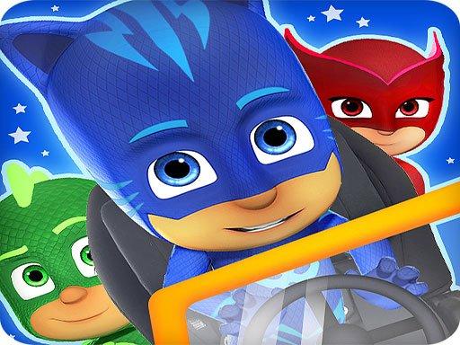 PJ Masks: Superhero racing