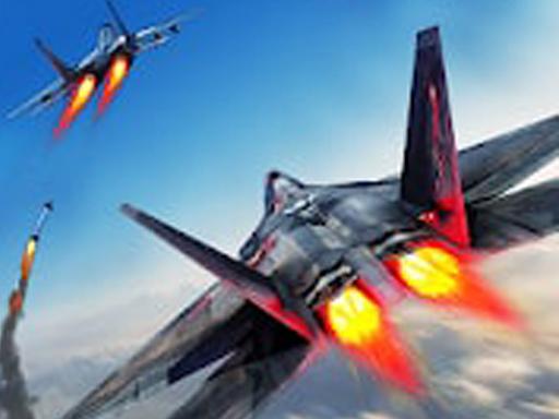 Plane War Endless Missiles!