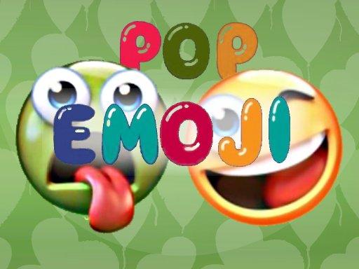 POP EMOJI  Baby Balloon Popping Games