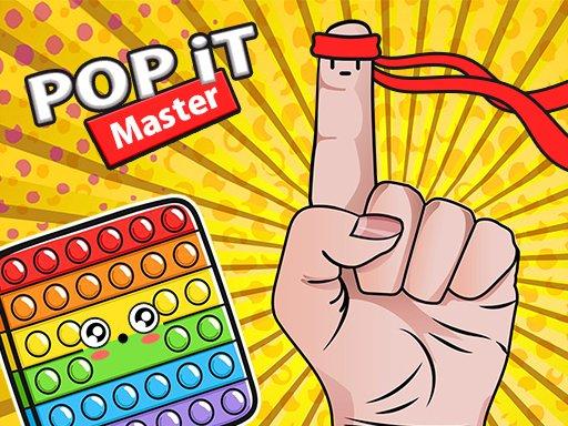 Pop it Master  antistress toys calm games