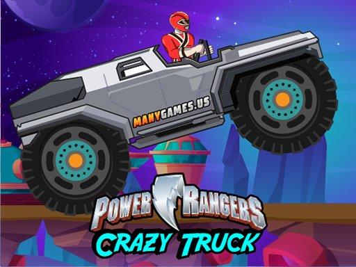 Power Rangers Crazy Truck