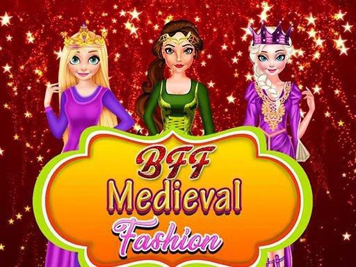 Princess dress up and makeover games