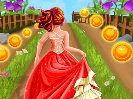 Princess Subway Run  Wild Rush VS Robber