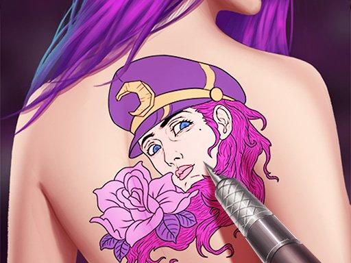 Princess Tattoo Master