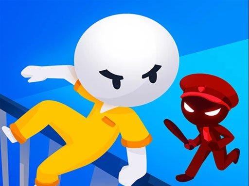 Prison Escape 3D  Stickman Action  Puzzle Game