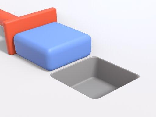 Push the Cube