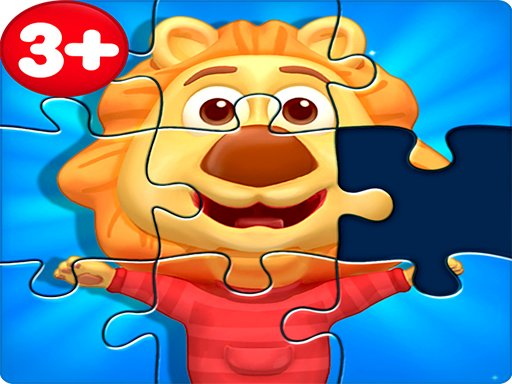 Puzzle Kids  Animals Shapes and Jigsaw Puzzles
