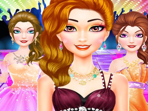 Queen Party Night Dress Up