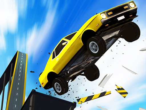 Ramp Car Stunts 3D Mega Ramp