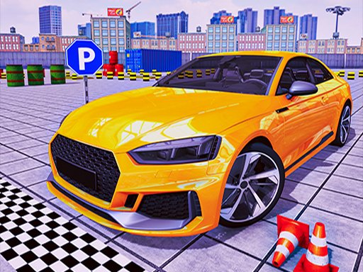 Real Car Parking Master
