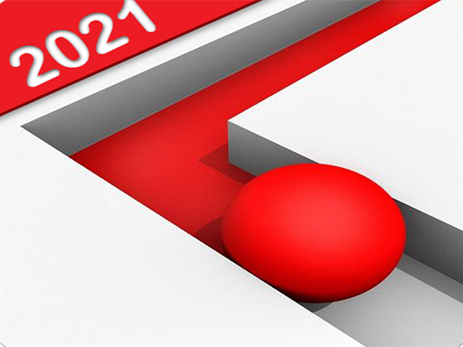RED BALL MAZE