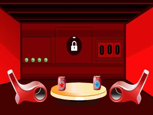 Red Villa Escape