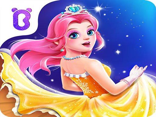 Robes de princesse  Aventure
