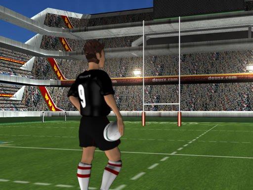 Rugby Kicker