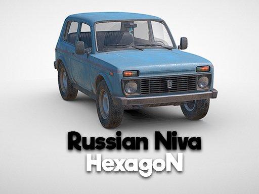 Russian Niva  Hexagon