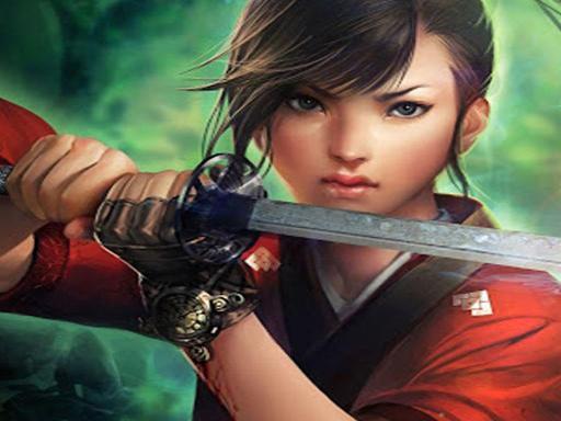Samurai Girl Runner Game Adventure Assassin Ninja