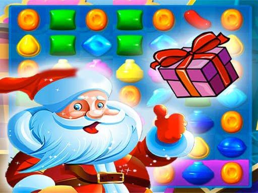 Santa Crush Candy World Match 3