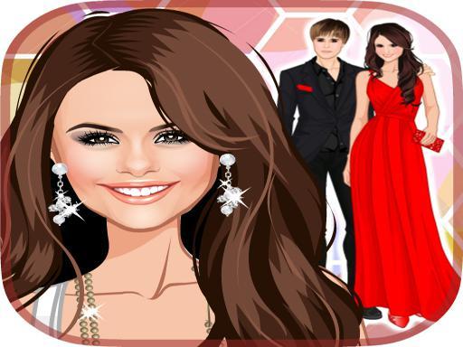 Selena Gomez Huge Dress Up  Game Online