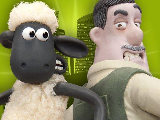 Shaun the Sheep  jump
