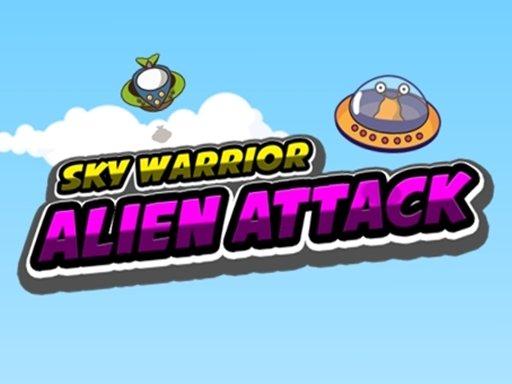 Sky Warrior Alien Attack