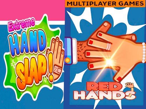 Slap hands kings