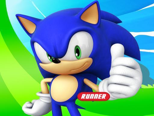 Sonic Dash - Endless Running & Racing Game online