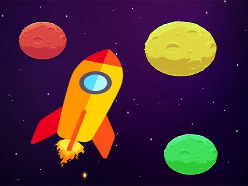 Space Galaxy Rocket