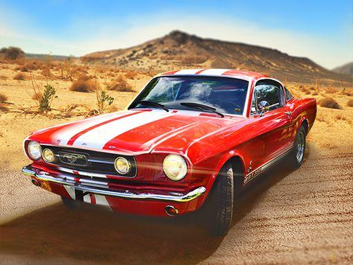 Speed Driver - 2D Car Racing