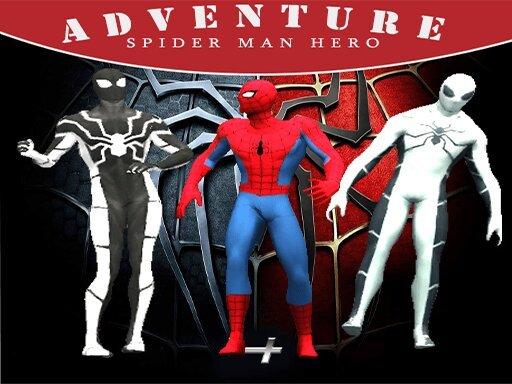 Spider Man Jungle Run  Super Hero Dash