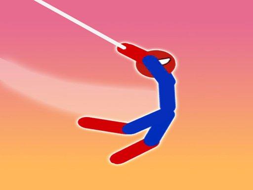 Spider Stickman Hook