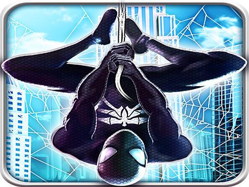 Spider Superhero Runner Game Adventure  Endless