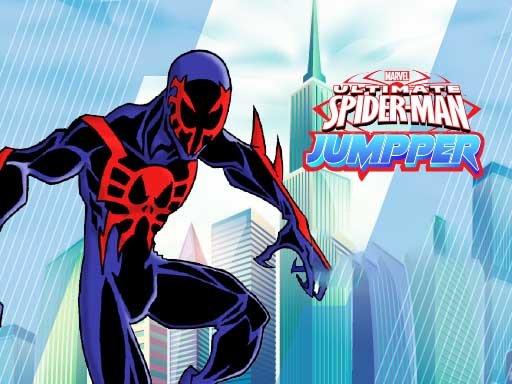 Spiderman Jumpper