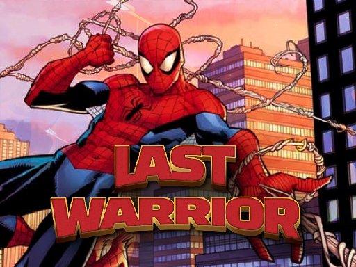 Spiderman Warrior  Survival Game