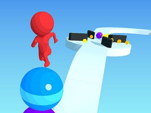 Stack Ride Surfer 3D  Run Free Ball Jumper Game