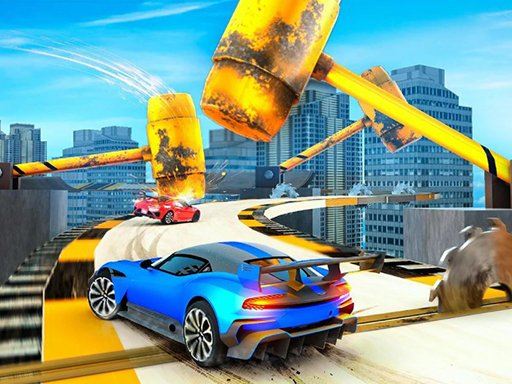 Stunt Car Driving Challenge  Impossible Stunts