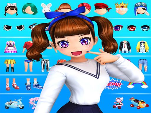 Styledoll!  3D Avatar maker