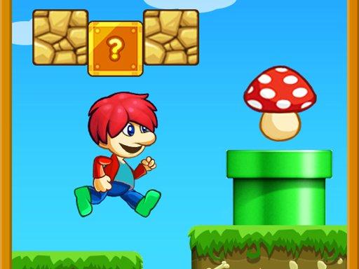 Super Jake Adventure  Jump Run