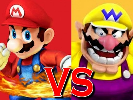 Super Mario vs Wario