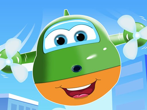 Super Plane Wings Kid Subway Surfers Runner