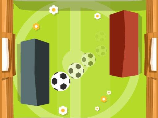 Super Pong Ball  Soccer like PingPong game