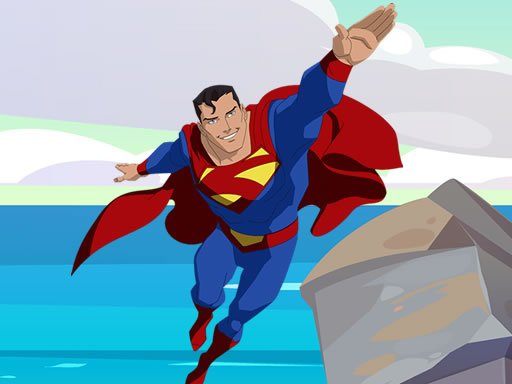 Superman Jigsaw Puzzle