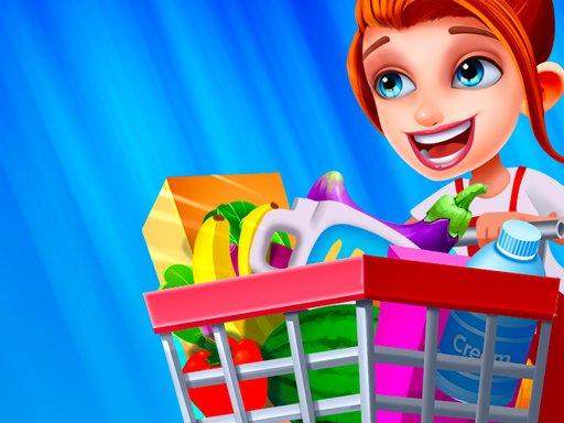 Supermarket  Kids Shopping Game