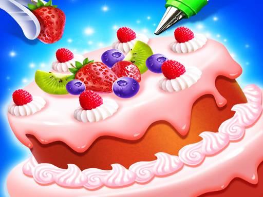Sweet Cake Shop  Cooking  Bakery