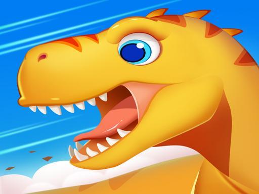 TRex Games  Dinosaur Island in Jurassic!