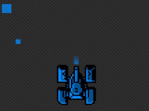 Tank against Tiles